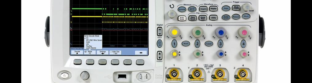 Agilent dso6014a oscilloscope 4ch 100 MHz Oscilloscope