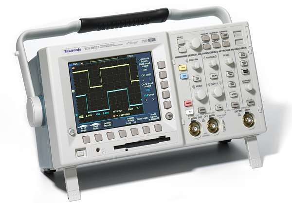 Oscilloscope Model Number : Tektronix tds b used and new oscilloscopes